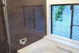 施工後浴室1